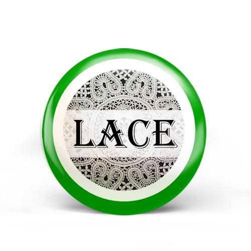 Lace Badge
