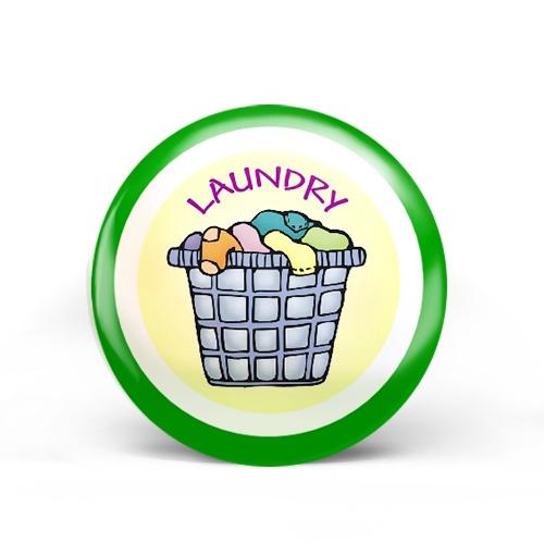 Laundry Badge