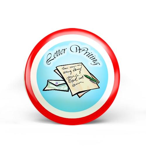 Letter Writing Badge