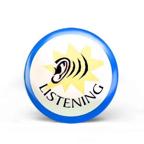 Listening Badge