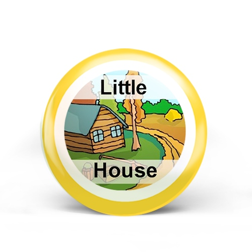 Little House Badge