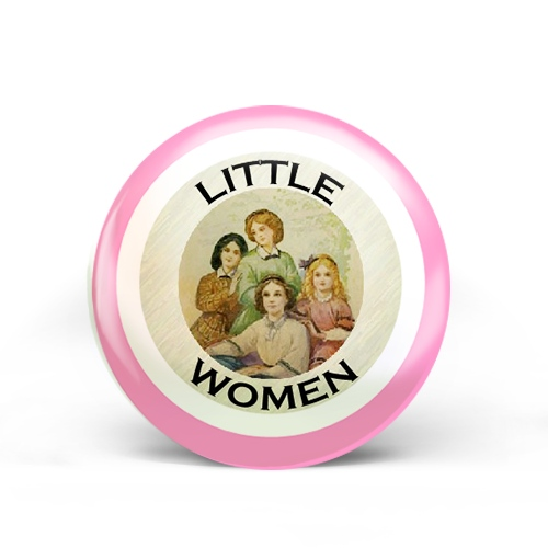 Little Women Badge