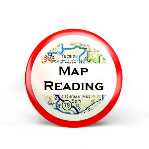 Map Reading Badge