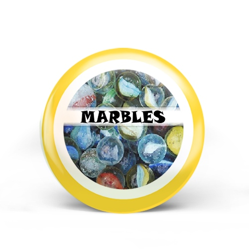 Marbles Badge