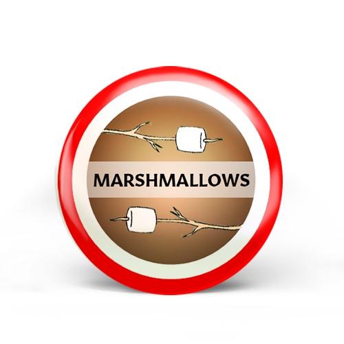 Marshmallows Badge