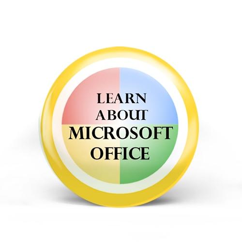 Microsoft Office Badge