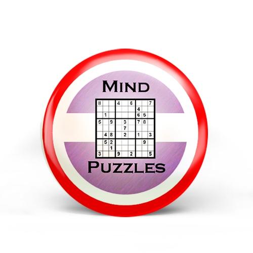 Mind Puzzles Badge