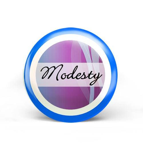 Modesty Badge