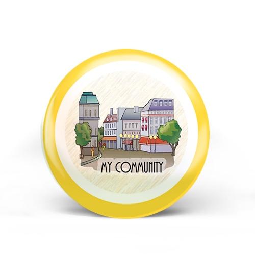My Community Badge