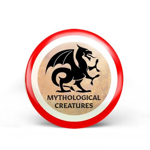 Mythological Creatures Badge