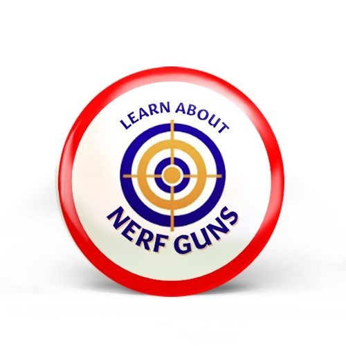 Nerf Guns Badge