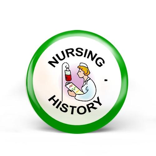 Nursing History Badge