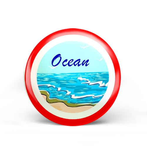Ocean Badge