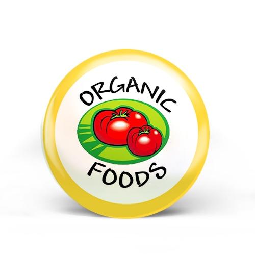 Organic Foods Badge