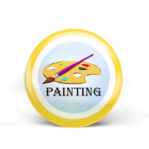 Painting Badge