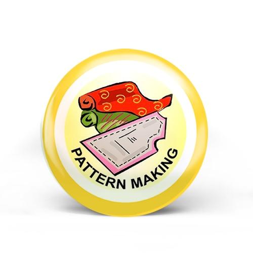 Pattern Making Badge