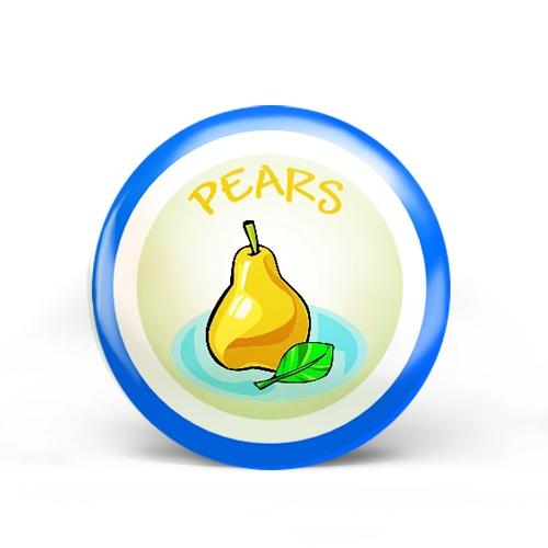 Pears Badge
