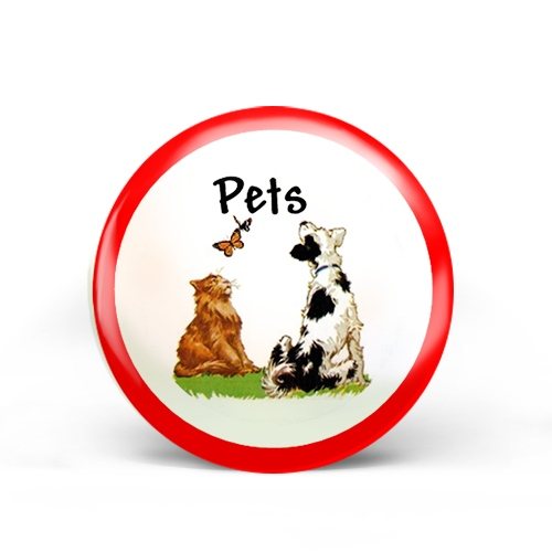 Pets Badge