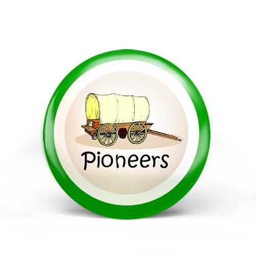Pioneers Badge
