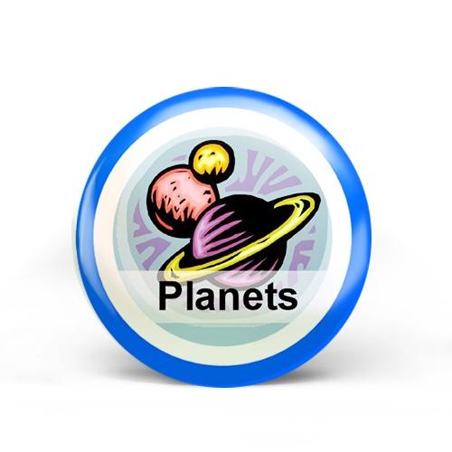 Planets Badge