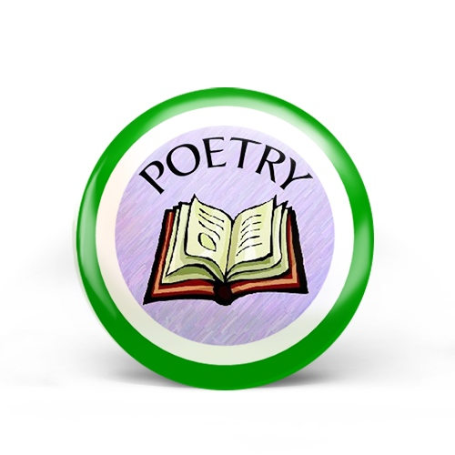 Poetry Badge