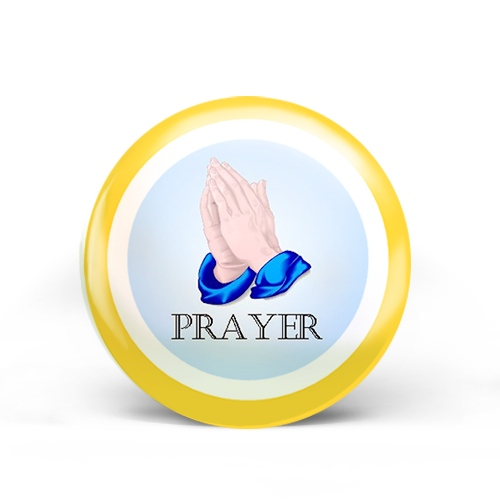 Prayer Badge