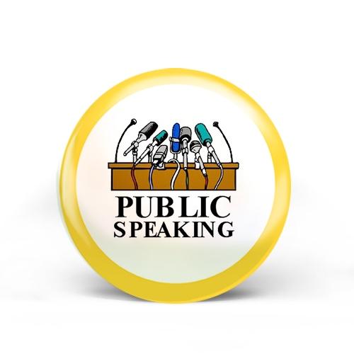 Public Speaking Badge