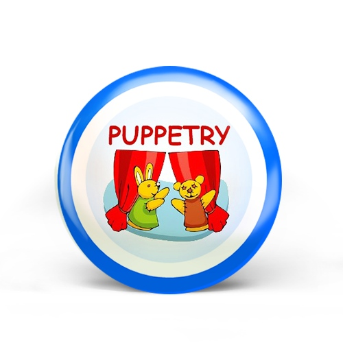 Puppetry Badge