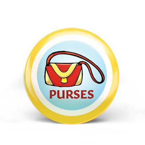 Purse Badge