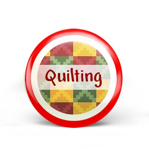 Quilting Badge