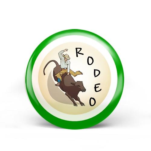 Rodeo Badge