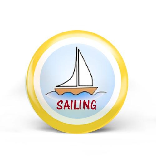 Sailing Badge