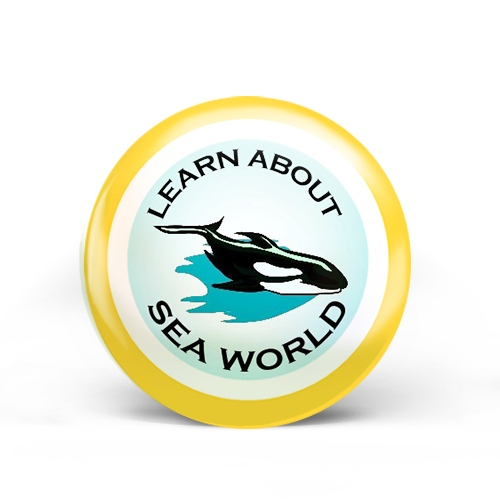 Sea World Badge
