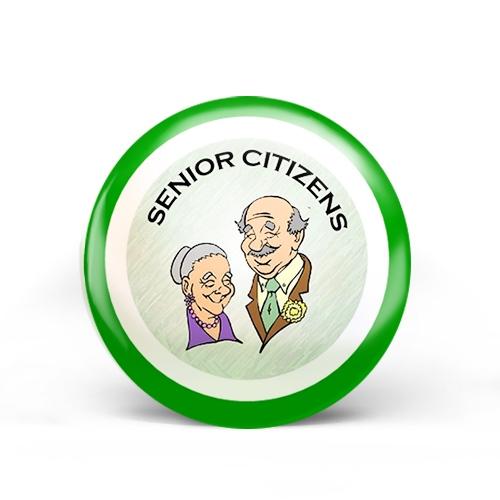 Senior Citizens Badge