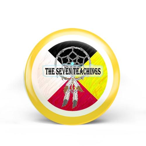 Seven Teachings Badge