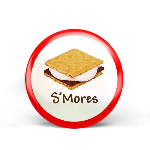 S'mores Badge