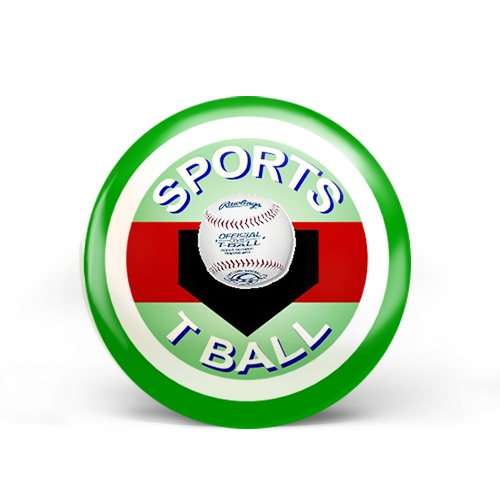T-Ball Badge