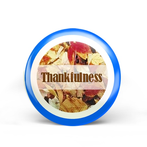 Thankfulness Badge
