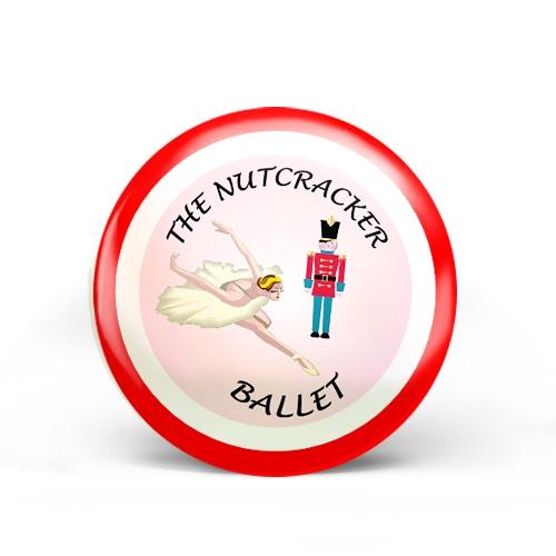 Nutcracker Ballet Badge