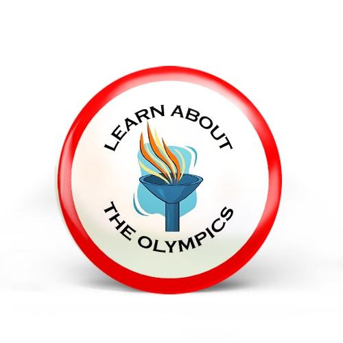 Olympics Badge