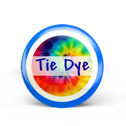 Tie Dye Badge