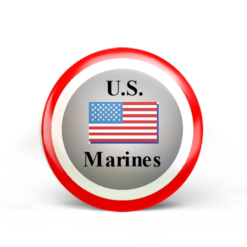 Marines Badge