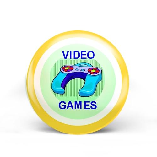 Video Games Badge