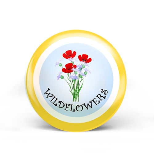 Wild Flowers Badge
