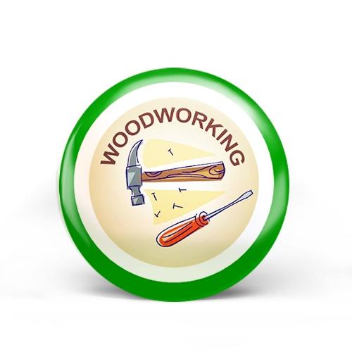 Woodworking Badge