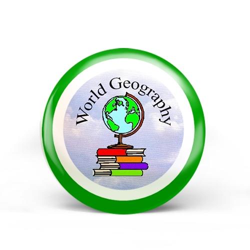 World Geography Badge