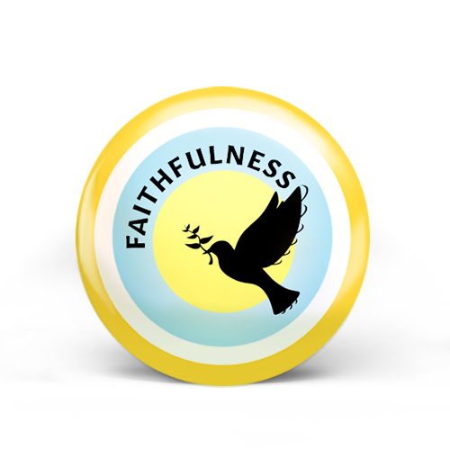 Faithfulness Badge