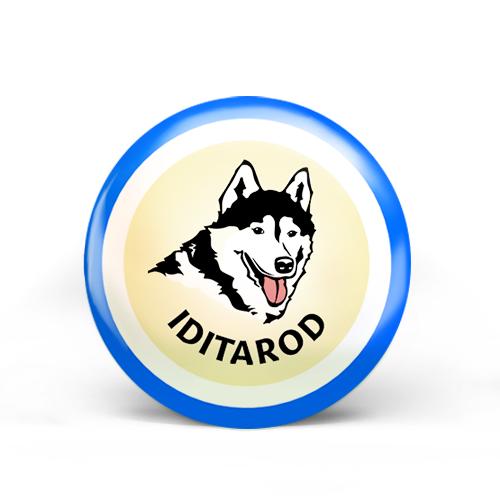 Iditarod Badge