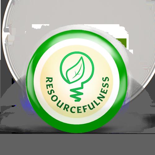 Resourcefulness Badge